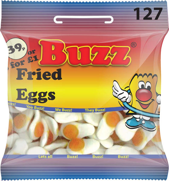 127 Fried Eggs