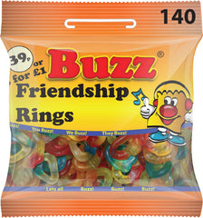 140 Friendship Rings