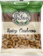221 Spicy Cashews 14 x £1.30