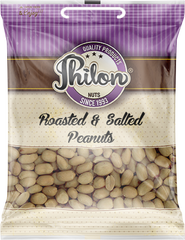 223 Roasted & Salted Peanuts 14 x 50p