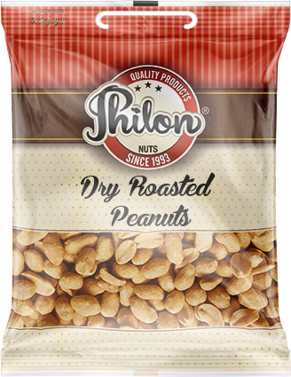 226 Dry Roasted Peanuts 12 x 50p