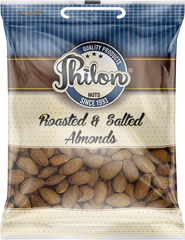 227 Roasted & Salted Almonds 14 x £1.00