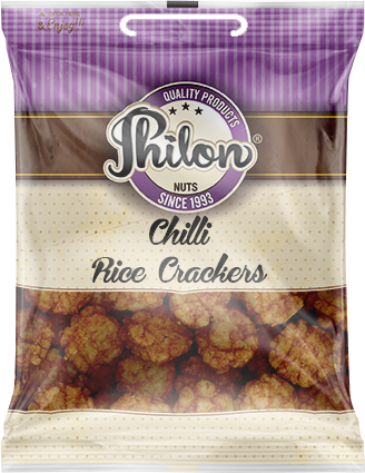236 Chilli rice Crackers 12 x 40p