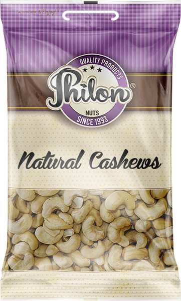 272 Natural Cashews 6 x £2.50