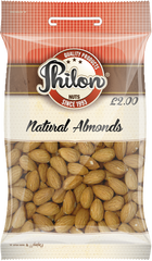 277 Natural Almonds 6 x £2.00