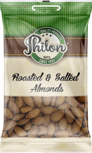 278 Roasted & Salted Almonds LRG 6 x £2.50