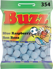 354 Blue Raspberry Bon Bons