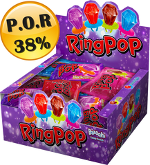 629 Ring Pop Twister 24 x 40p