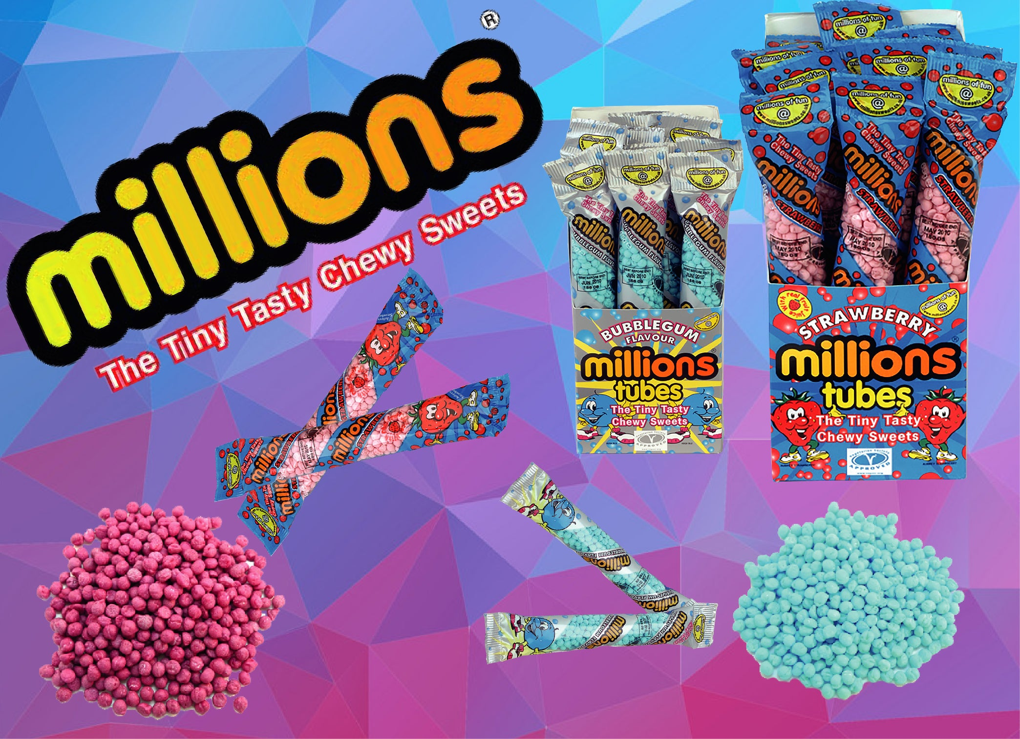 collections novelty-sweets Millions