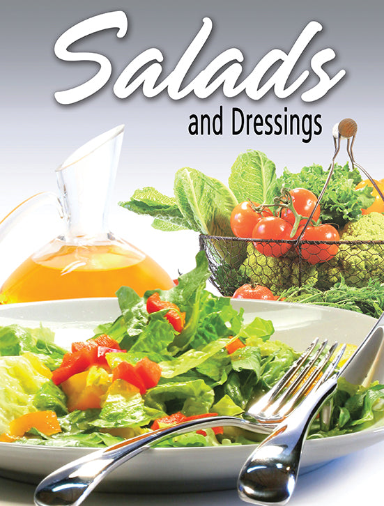 MAGAZINE SALADS AND DRESSINGS