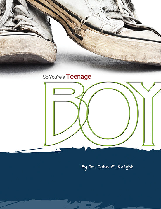 SO YOU ARE A TEENAGE BOY