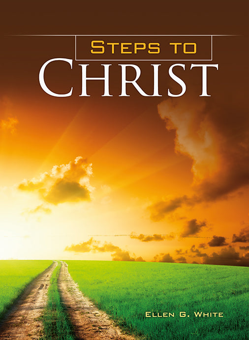 STEPS TO CHRIST - FUL- COLOR and ILLUSTRATED