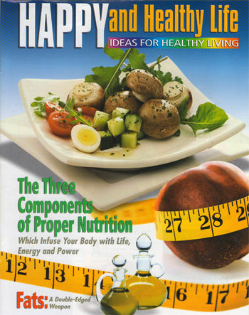 MAGAZINE HAPPY AND HEALTHY LIFE