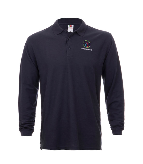 d'Overbroeck's long sleeve polo shirt