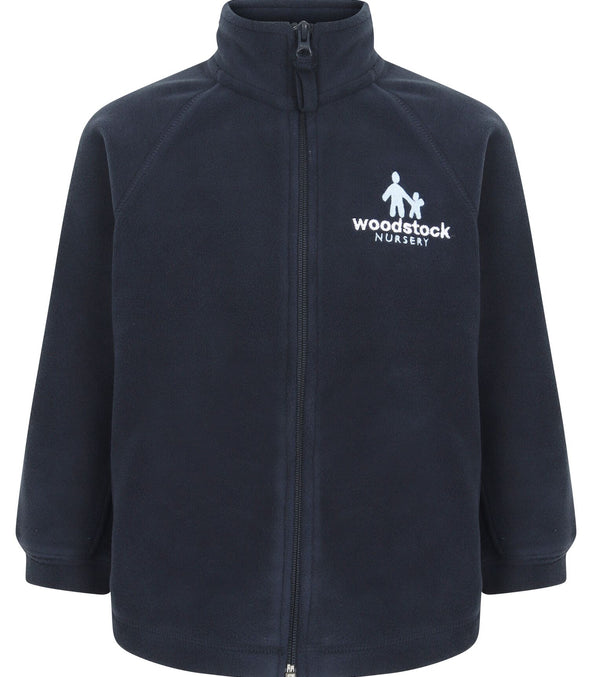 Fleece Jacket Woodstock NURSERY - NEW FIT