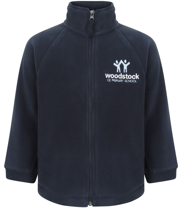 Fleece Jacket Woodstock Primary - NEW FIT