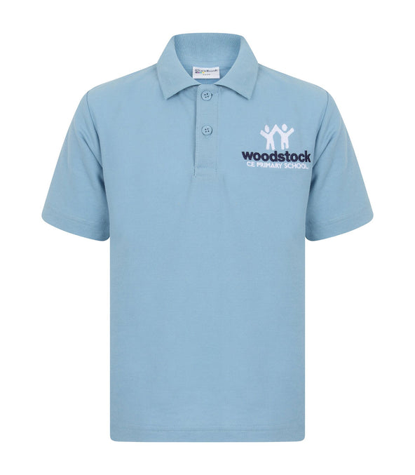 Polo Shirt Woodstock CE primary School