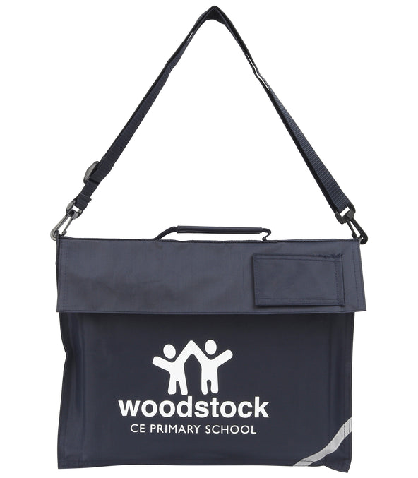 Book bag with strap Woodstock CE Primary