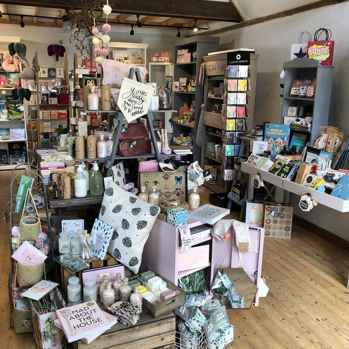 image about our manor gift shop cambridge