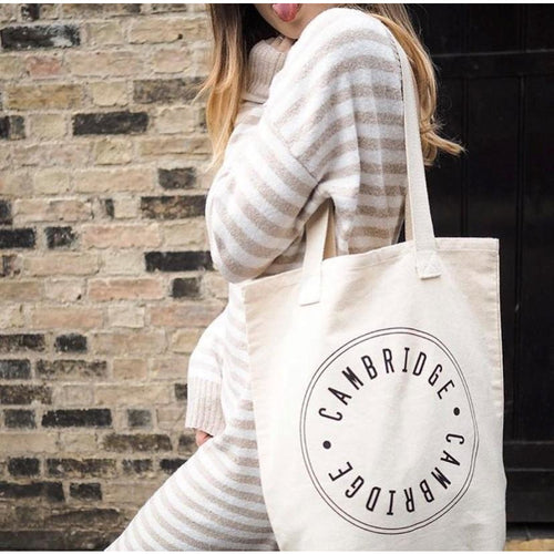 Cambridge Canvas Shopper
