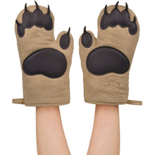 Load image into Gallery viewer, Bear Claw Oven Gloves