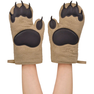 Bear Claw Oven Gloves