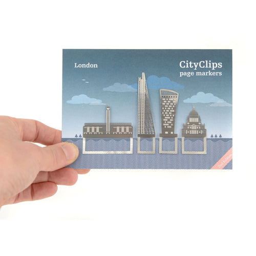 London City Bookmarks