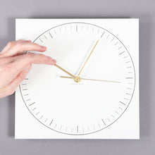 Load image into Gallery viewer, Paper Wall Clock