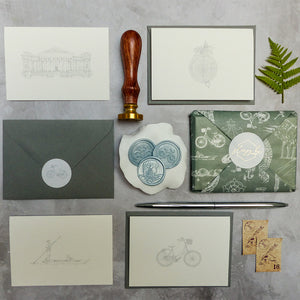 Cambridge Mini Greetings Card Set