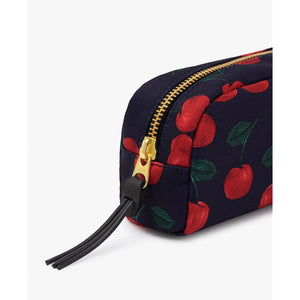 Cherry Cosmetic Bag