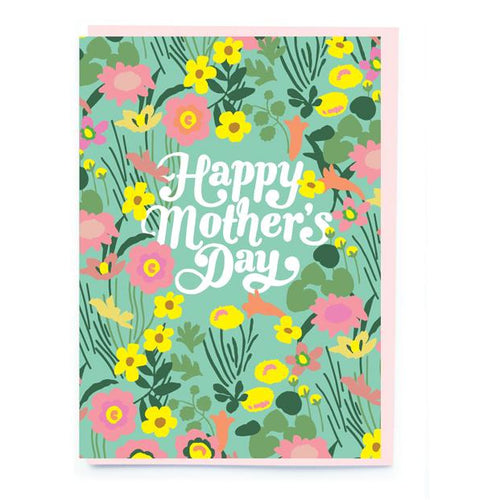 Happy Mother's Day Ditsy Floral
