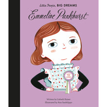 Load image into Gallery viewer, Little People Big Dreams: Emmeline Pankhurst