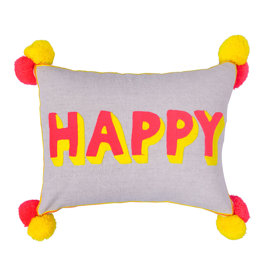 Happy Cushion