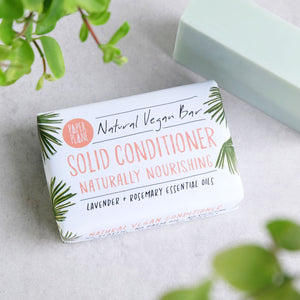 Solid Conditioner-Lavender and Rosemary