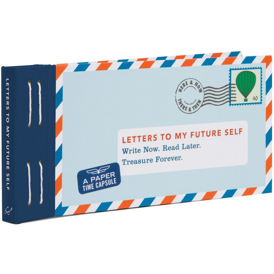 Letters To My Future Self Book