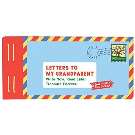 Letters To My Grandparent Book