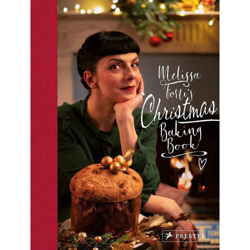 Melissa Fortis Christmas Baking Book