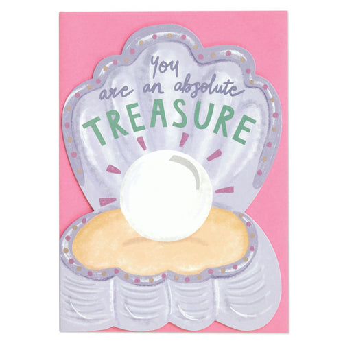 You are a Treasure Card