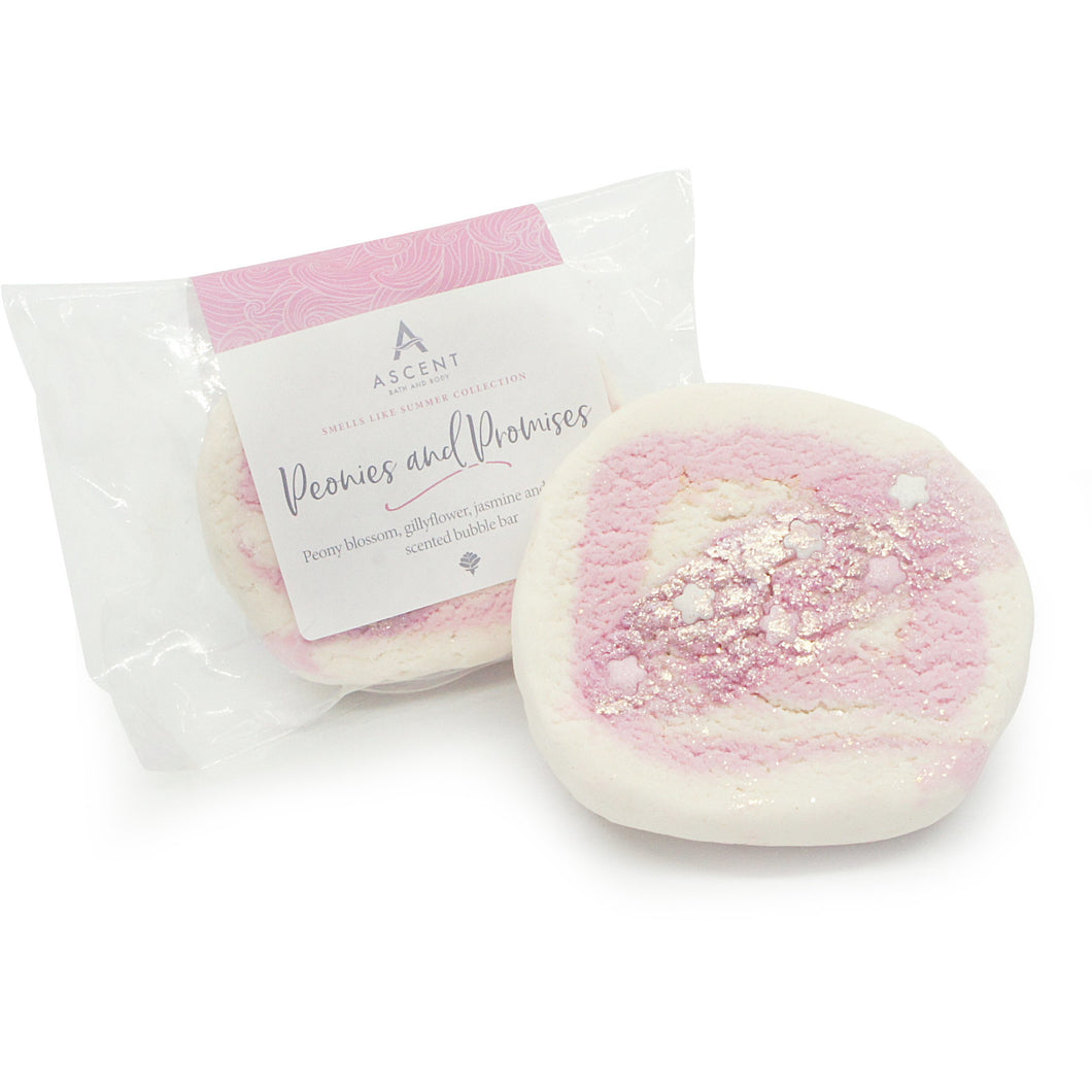 Peonies and Promises Bubble Bar
