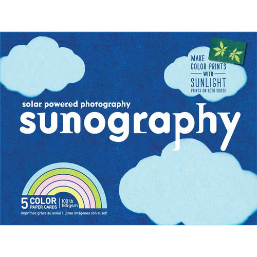Sunography Paper Colour