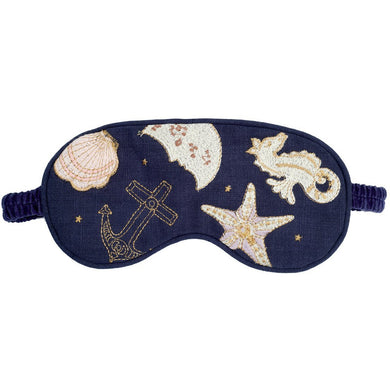 Seashell Eye Mask