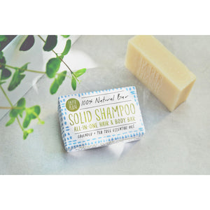 Solid Shampoo -Lavender and Tea Tree