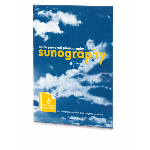 Sunography Paper -Blue