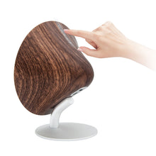 Load image into Gallery viewer, Mini Halo One Speaker  Walnut