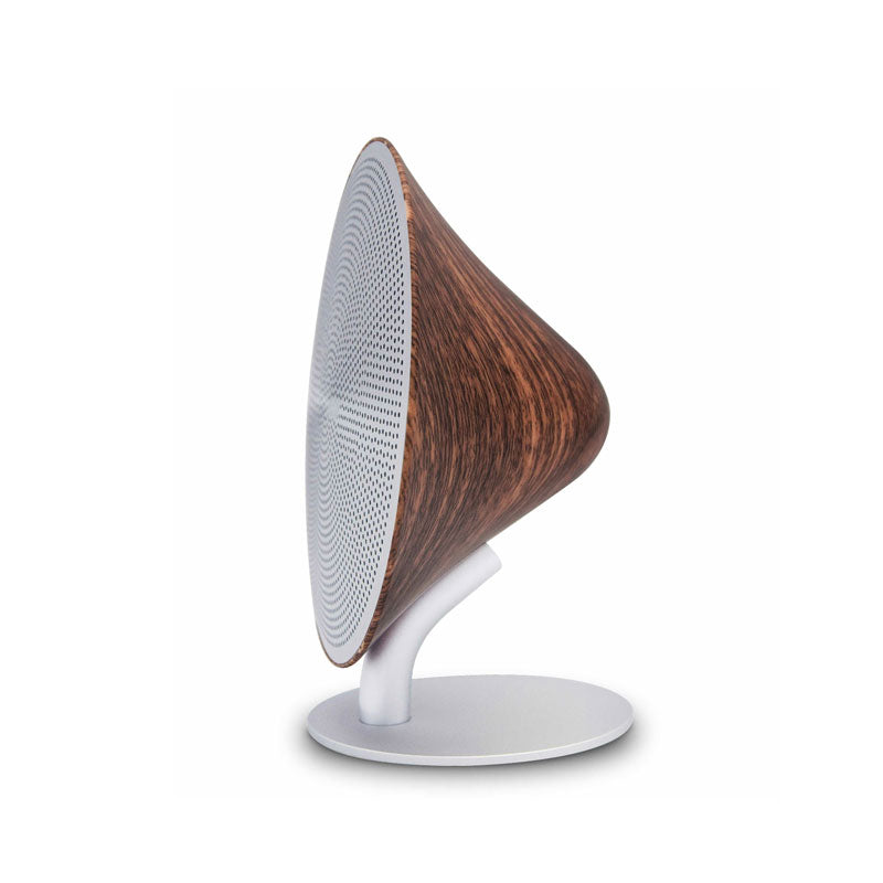 Mini Halo One Speaker  Walnut