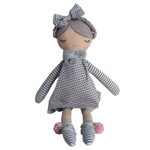 Linen Lucy Doll Soft Toy