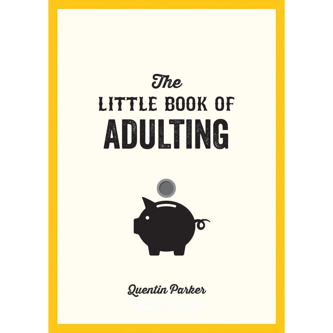 The Little Book Of Adulting