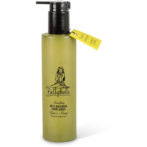 Nourishing Anti-bacterial hand wash 150ml Lime & Mango