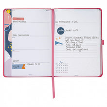 Load image into Gallery viewer, Perfect Planner 2021 Diary Coral