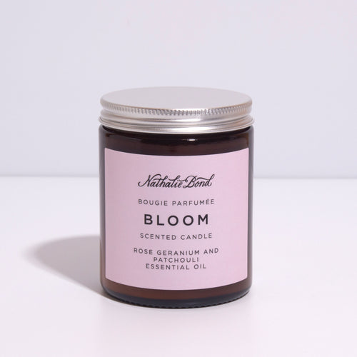 Bloom Scented Soy Wax Candle 180ml